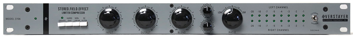 Stereo Field Effect Model 3706